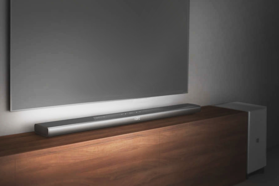 Philips F8 Fidelio Atmos Soundbar